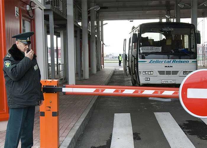 Неуплаченные штрафы ГИБДД и выезд за границу
