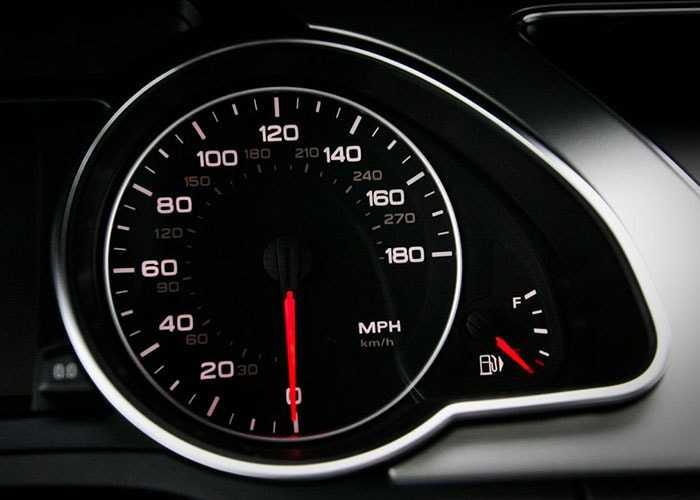 Перевод скорости из миль в километры
