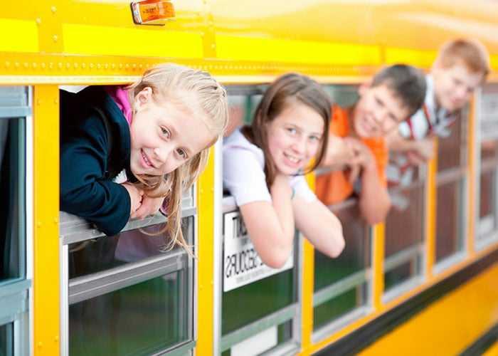 Правила организованной перевозки групп детей автобусами