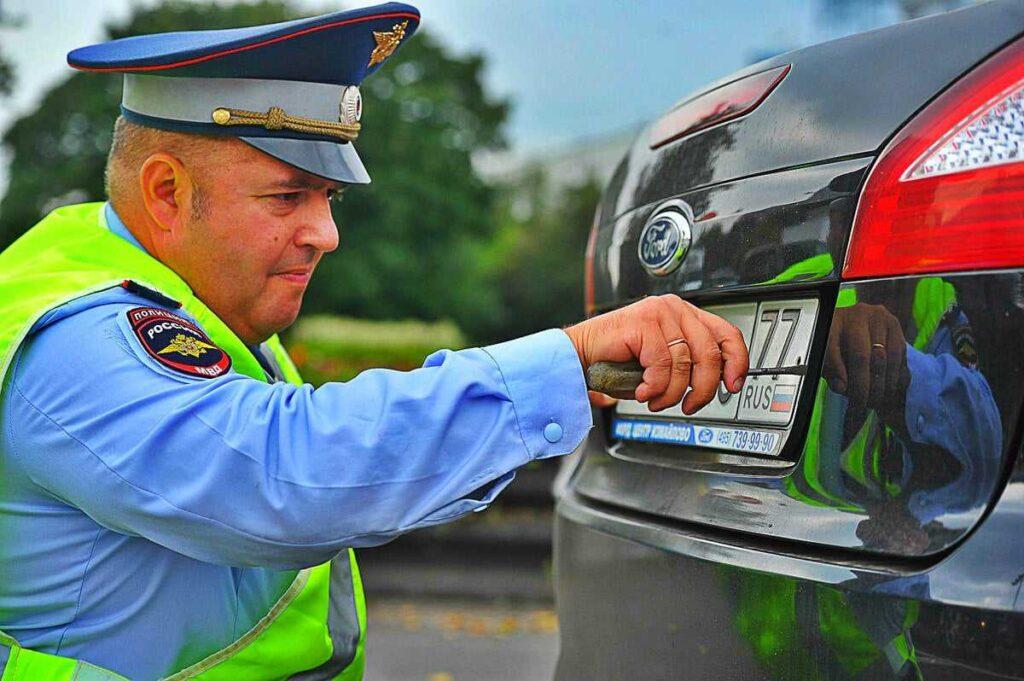 Какое наказание за занижение автомобиля и спиленные пружины?