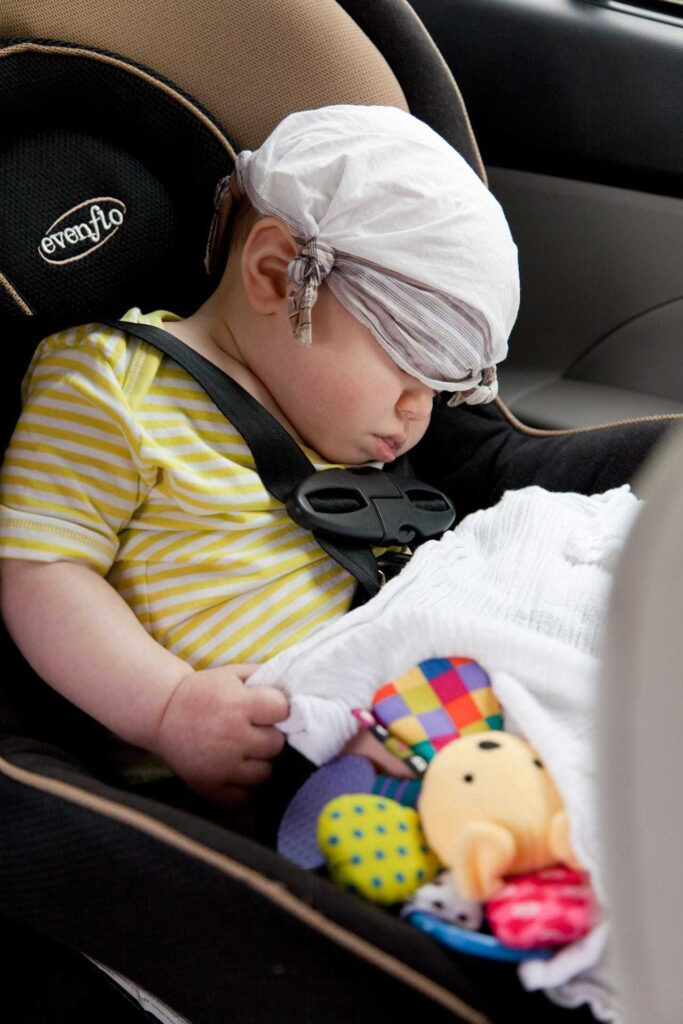 Перевозка детей в автомобиле. До какого возраста необходимо детское кресло в автомобиле